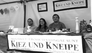 Die KuK-Redaktion arbeitet seit sechs Jahren in dieser Besetzung zusammen.  Foto: phils