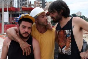 »Nova Dubai« – Rauer Sex auf den Gentrifizierungsbaustellen São Paulos.  Foto: Pornfilmfestival Berlin