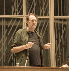 Volkmar Lübke erläuterte das Konzept der Fairtrade Towns.  Foto: rsp