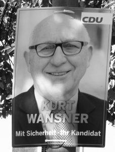 Der Ewige Wansner Kurt Wansner wird als CDU-Minderheitenvertreter für Kreuzberg wohl wieder ins Abgeordnetenhaus kommen. Foto: psk