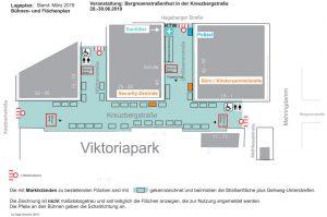 Lageplan Bergmannstraßenfest 2019