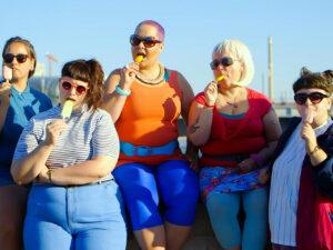 Filmstill aus dem Kurzfilm »Riot not Diet«
