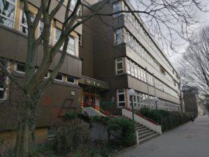 Lenau-Grundschule in der Nostitzstraße