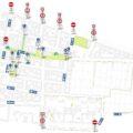 Entwurf Verkehrsplan Bergmannkiez