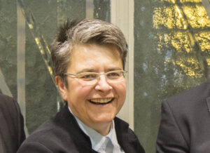 Bezirksbürgermeisterin Monika Herrmann