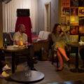 Michael Heihsel und Ann Cathrin Riedel beim Redaktionsgespräch im unterRock
